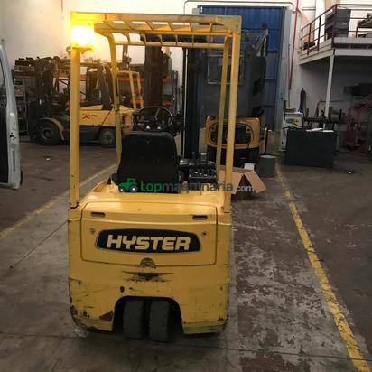 Carretilla eléctrica - Hyster - Triciclo 2.0