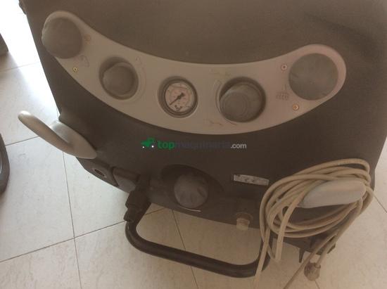 Hidrolimpiadora agua caliente