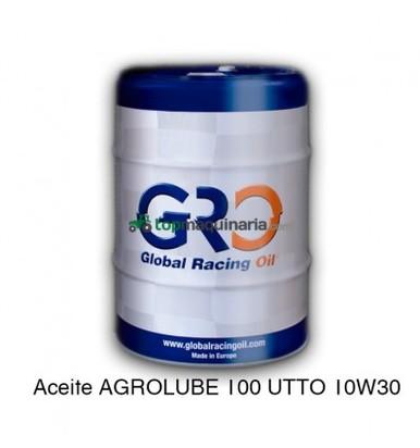 ACEITE AGROLUBE 100 UTTO 10W30 208 LITROS