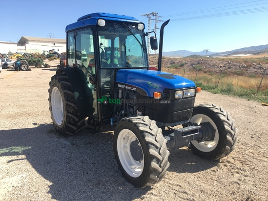 Tractor agrícola - New Holland - TN 90 F