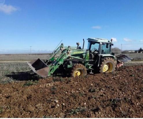 Tractor agrícola - John Deere - 2850 SG2
