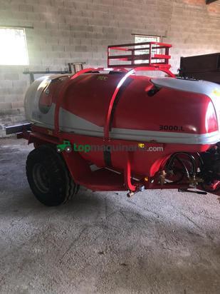 Atomizador AGRALTEC  3000 litros