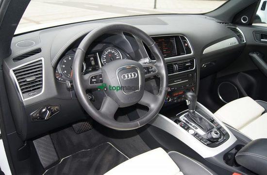 Audi Q5 3.2 FSi Quattro S-Tronic 270 cv – Audi Exclusive – Único