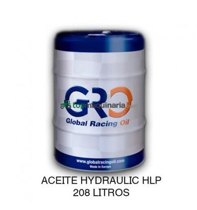 ACEITE HYDRAULICO HLP 46, 208 LITROS