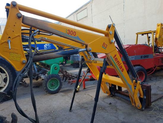 Pala para tractor - SERIE 300 B3