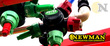 Pulverizador arrastrado - AMP Sprayers - WORKER 42