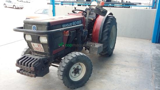Tractor agrícola - New Holland - 60-86V