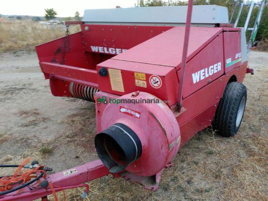 Empacadora pequeña - Welger - Welger Ap 630
