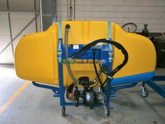 Deposito Auxiliar Delantero para Tractor