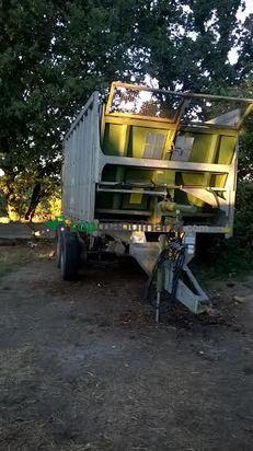 Remolqu agrícola - ASW253