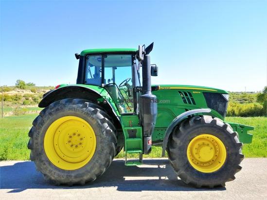 Tractor agrícola - John Deere - 6195 M