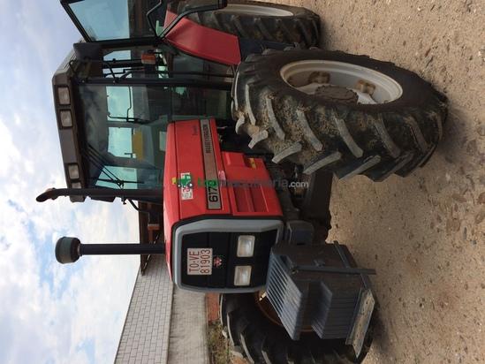 Tractor agrícola - Massey Ferguson - 6170