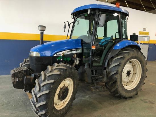 Tractor agrícola - New Holland - TD85D