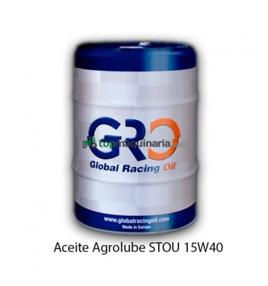 ACEITE AGROLUBE STOU 15W40 208 LITROS