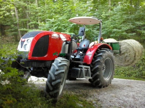 Tractor agrícola - Zetor - Proxima 6441