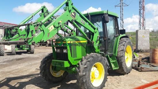 Tractor agrícola - John Deere - 6010 PALA