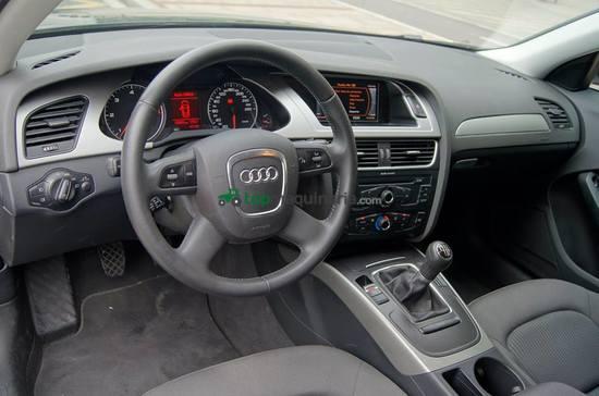 AUDI A4 2.0 TDI DPF 143 CV