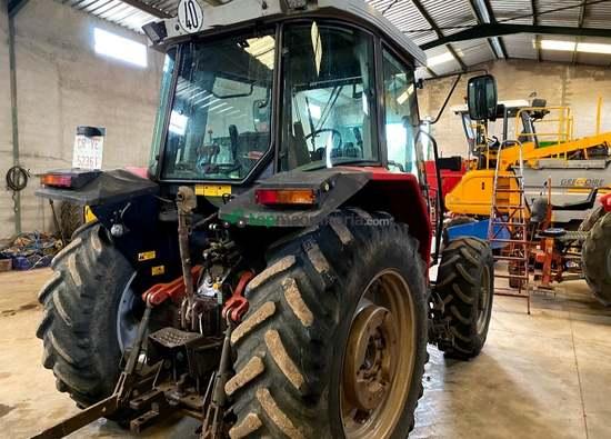 Tractor agrícola - Massey Ferguson - 6140