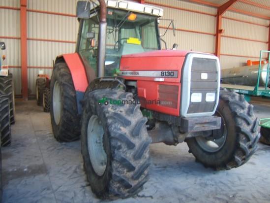 Tractor agrícola - Massey Ferguson - 8130
