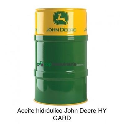 ACEITE HIDRÁULICO JOHN DEERE HY GARD 208 LITROS