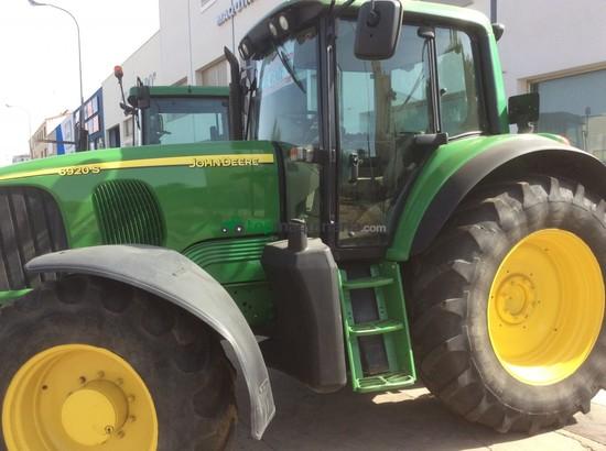 Tractor agrícola - John Deere - 6920 S