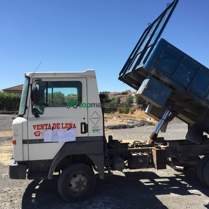 camion nissan 3509kg