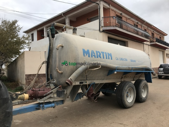 Cuba/ Cisterna Martin- 14.000 litros