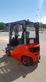 Carretilla diesel - Linde