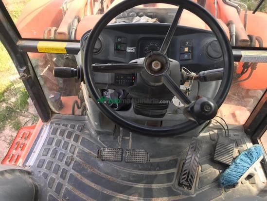 Retroexcavadora FIAT kobelco FB200