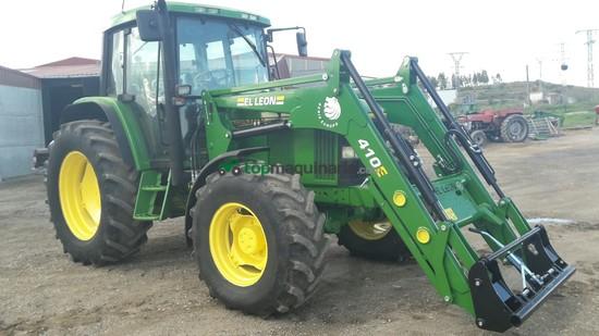 Tractor agrícola - John Deere - 6910 PALA NUEVA