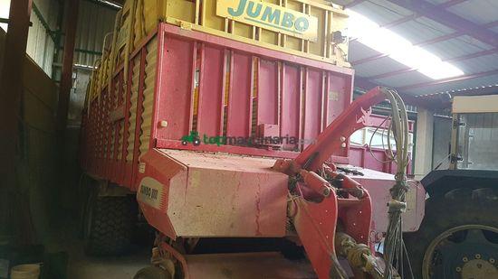 Remolque  autocargador - JUMBO 8000