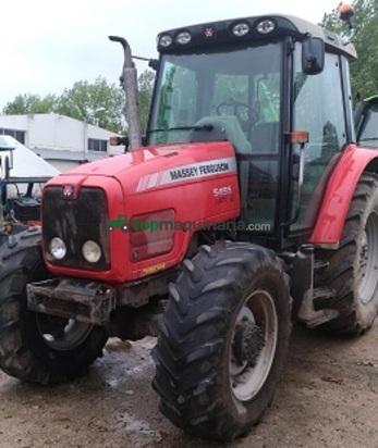 Tractor agrícola - Massey Ferguson - MF 5455.4