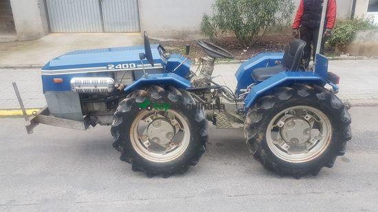 Mini tractor - Ebro - 2400