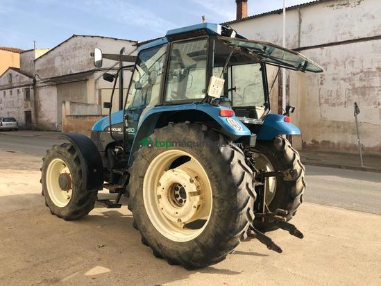 Tractor agrícola - New Holland - TS 90