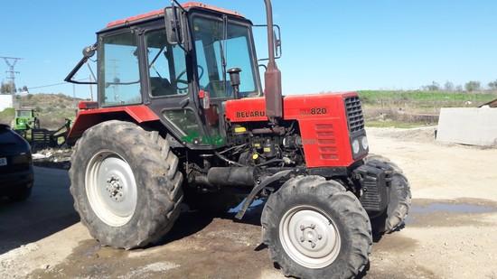 Tractor agrícola - Belarus - MTZ 820