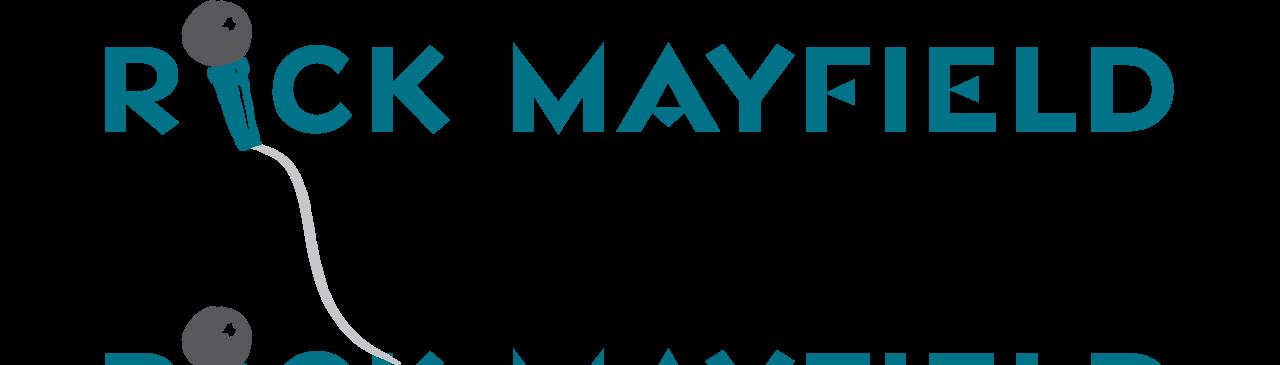 Logo Rick Mayfield Entertainment
