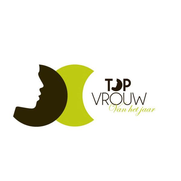 Logo Topvrouw van het Jaar