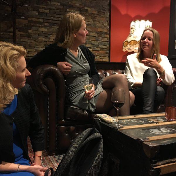 In discussie over vrouwelijk leiderschap zonder te parttimen