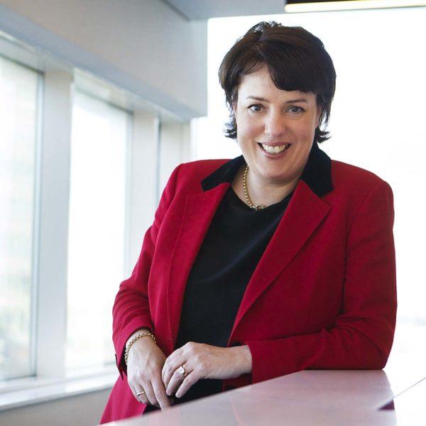 Manon van Beek van Accenture vertelt dat vrouwen geen wildcard zijn
