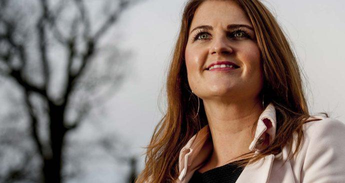 Eeke Olijve als topmanager