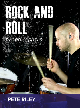 Rock And Roll' – Led Zeppelin – Total Drum Tracks
