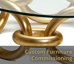 Touched Interiors - Custom Furniture Commissioning