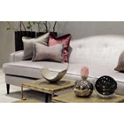 The Blanche Upholstered 3 Seater Sofa