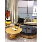 Emperor Fire-Pit Bio Ethanol Coffee Table