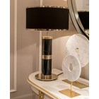 Gold Plated Brass Rings Gabbana Table Lamp