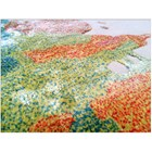 Hand Tufted Multi Colour Wool Rug