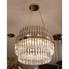 Helga Crystal Suspension Light