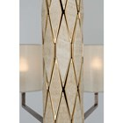 Luxury Bevelled Copper Icaria Table Lamp