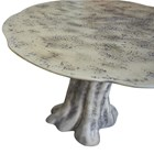 Impress Arrest Outdoor Lacquered Fibreglass Round Dining Table