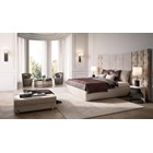 The Lucia Royale Upholstered Bed